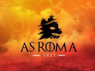 Soccer: Serie A; AS Roma (by FORZA27.com)