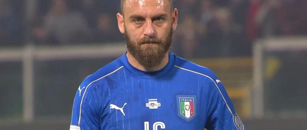 Daniele De Rossi - Italy