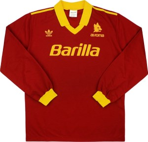 Roma Could Pick Its Main Sponsor from the 80s – Barilla!