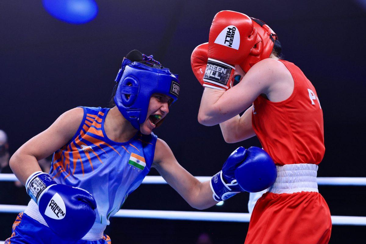 AIBA boxing