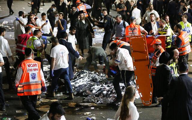 Israeli accident