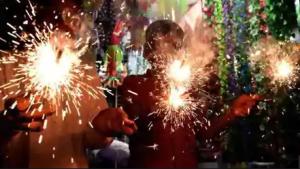 Assam will not ban firecrackers during Diwali