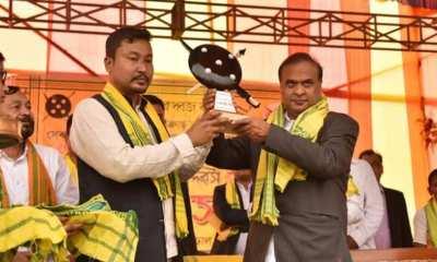 Himanta Biswa Sarma about Congress Ajmal alliance