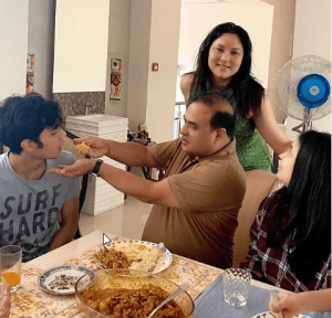 Family Moments of Nandil