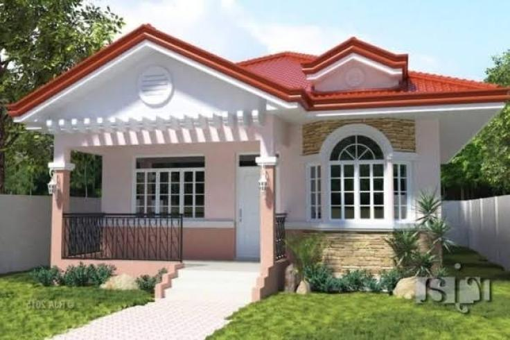 front design of assam type house