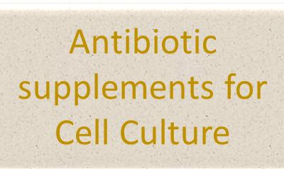 Antibiotics Assaycell