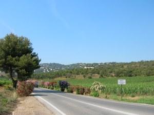 Domaine de La Croix, route du Tabarin