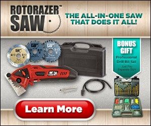Rotorazer Does It All Many Saws In One