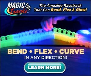 magic tracks as seen on tv