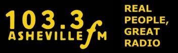 Asheville FM 103.3 Logo