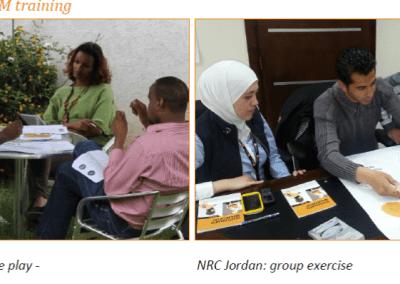 Assessit har bistått NRC