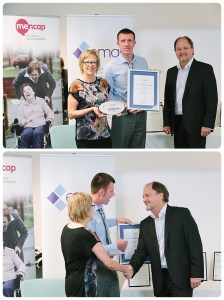 Mencap Awards Ceremony