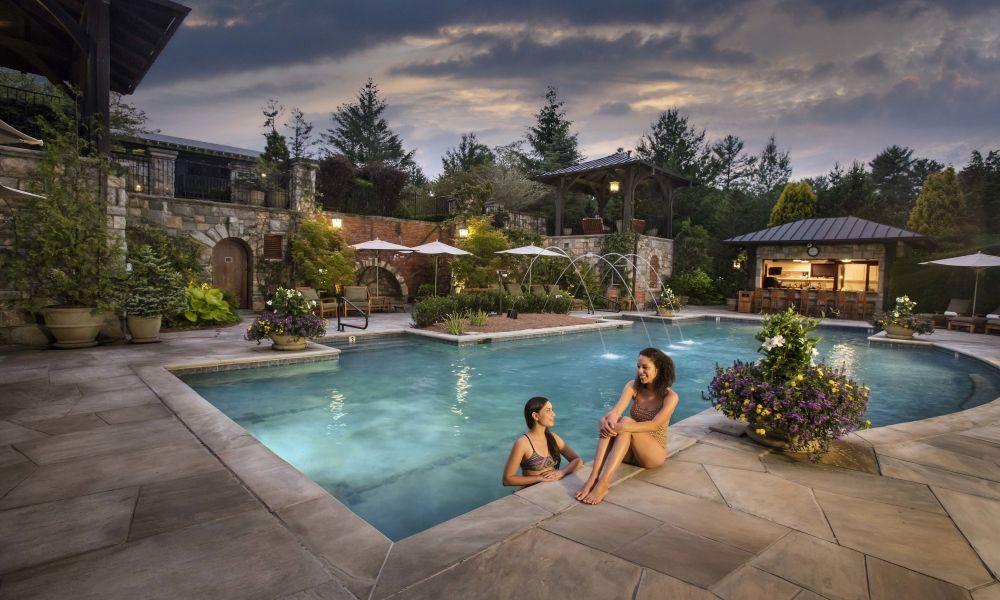12 Luxury Hotel Spas Across North Carolina Visitnc Com
