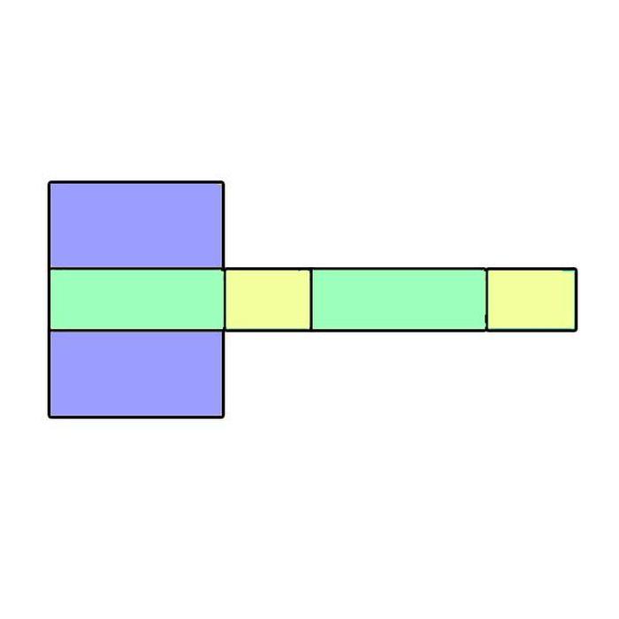 Jumlah rusuk kubus sebanyak …. 20 Contoh Gambar Jaring-Jaring Balok, Kamu Sudah Buat yang