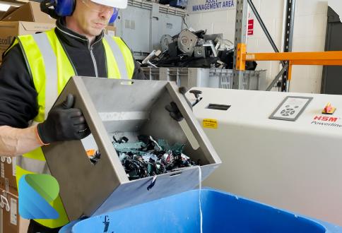 Expert IT Disposal by Asset Disposal