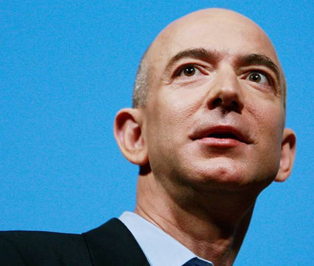 Amazon Founder Jeff Bezos Gave  Million In His First Big Political Contribution