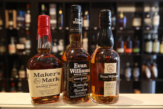 American whiskey is particularly vulnerable as politicians pull their retaliatory strings.
