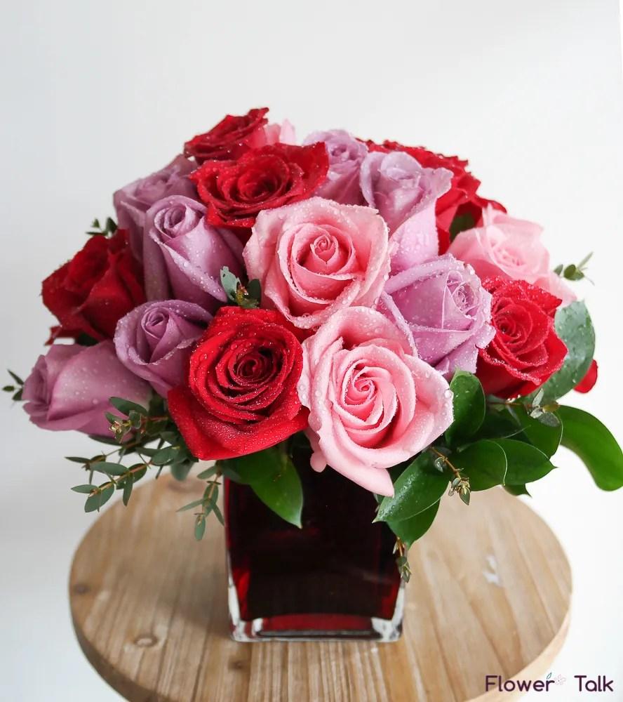 Flower Talk S Sweet Love Bouquet By Flower Talk