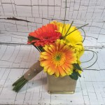 Gerbera Daisies Wedding Bouquets In St Louis Mo Irene S Floral Design