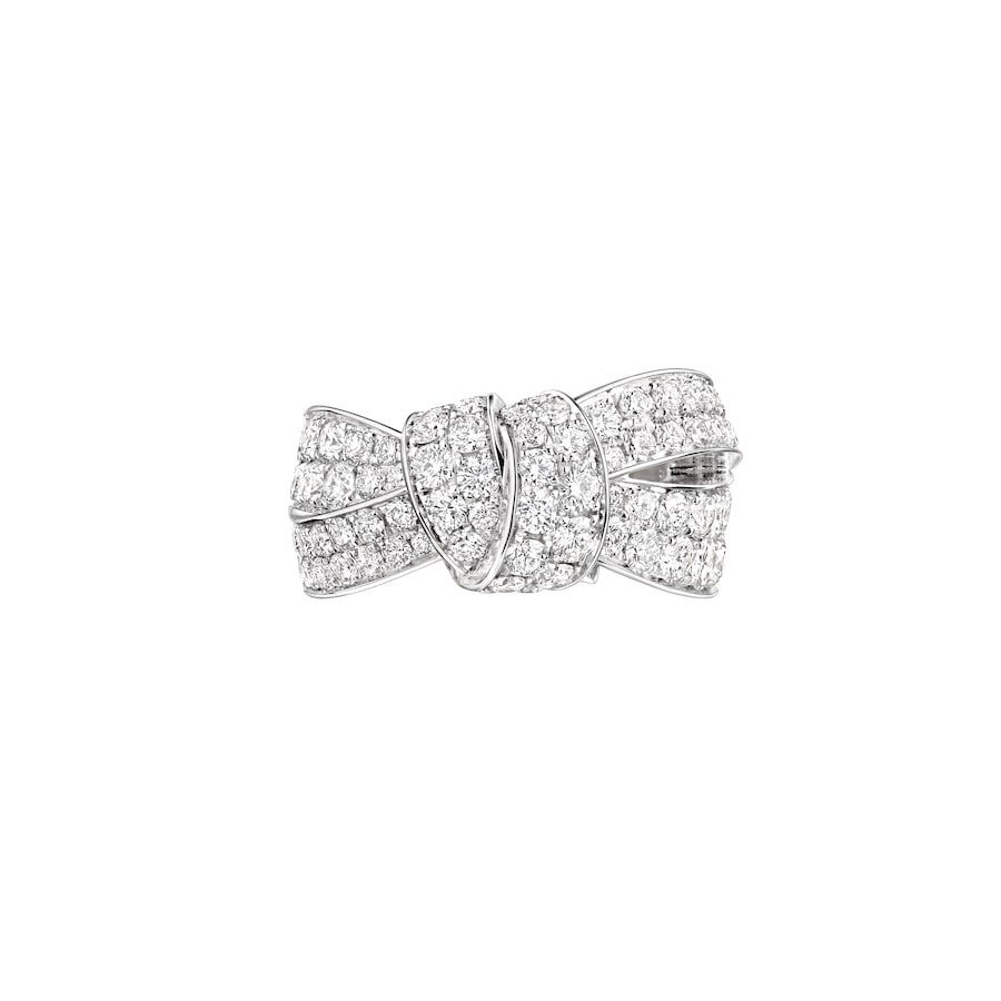 Liens Séduction ring - White Gold - Chaumet