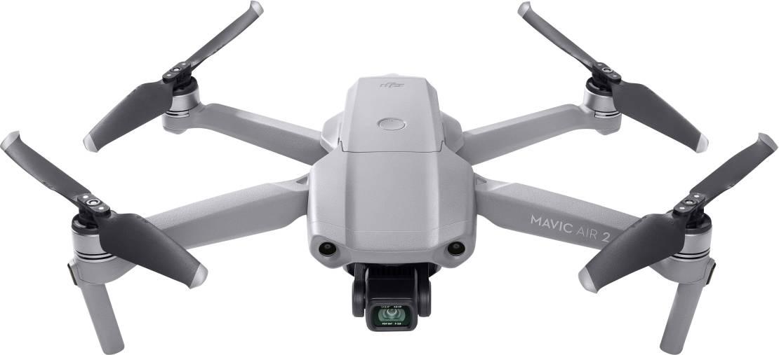 DJI Mavic Air 2 RTF  Quadrocopter RtF Kameraflug, GPS-Funktion