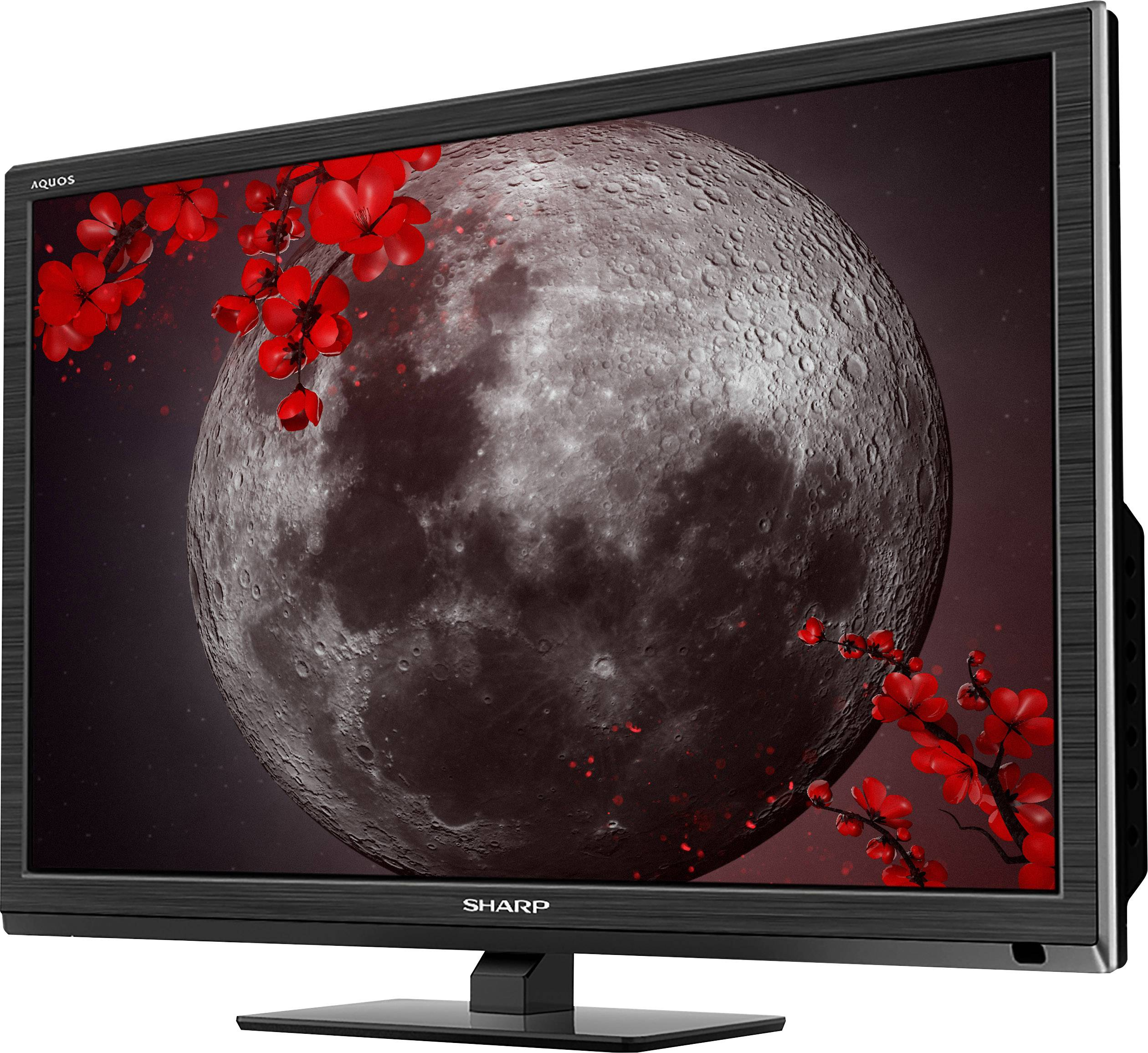 sharp lc 24chf4012e led tv 60 cm 24 inch eec a a e dvb t2 dvb c dvb s hd ready ci black