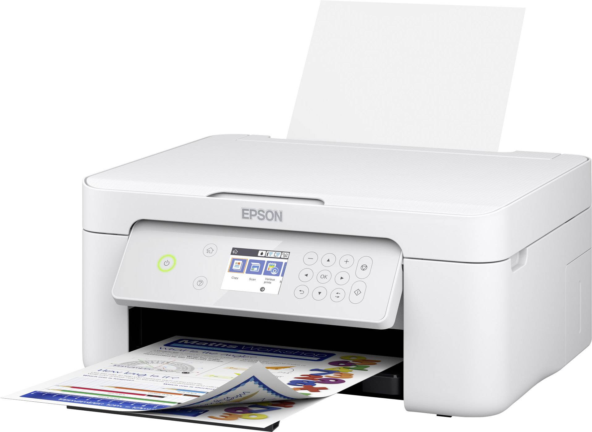 Epson Expression Home Xp Colour Inkjet Multifunction