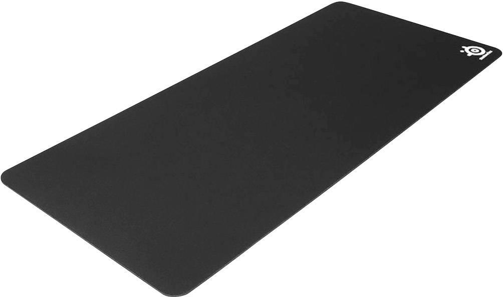 tapis de souris de gaming steelseries qck xxl noir l x h x p 900 x 400 x 4 mm