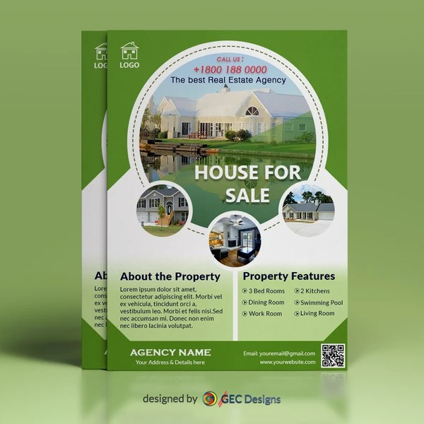 download free psd flyer templates gec