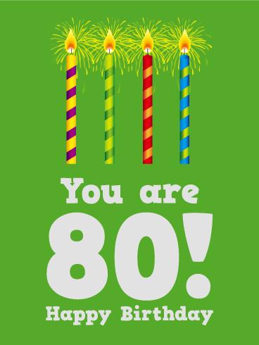 Milestone Birthday Cards Birthday Amp Greeting Cards By