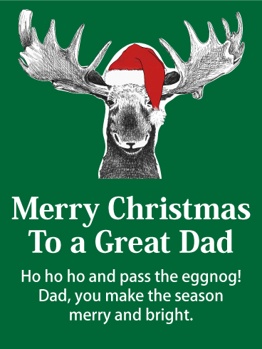 Christmas Cards For Father Birthday Amp Greeting Cards By