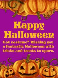 happy halloween 2018 wishes