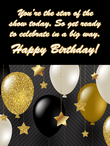 Birthday Cards For Him Birthday Amp Greeting Cards By Davia Free ECards