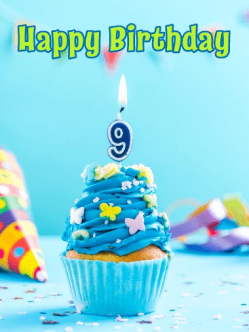 Happy 9th Birthday Boy Images