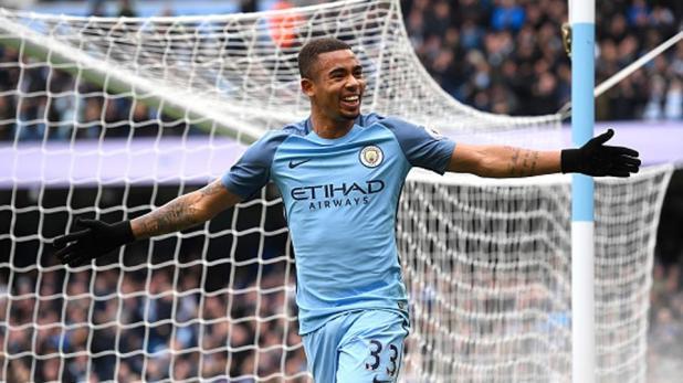 Indosport - Gabriel Jesus, penyerang muda Man City.
