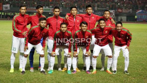 Indosport - Skuat Timnas U-22.