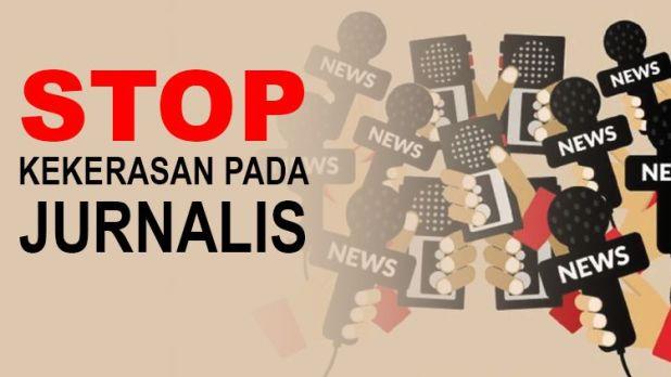 Kekerasan terhadap jurnalis masih terjadi, termasuk di dunia olahraga Indonesia. Copyright: INDOSPORT