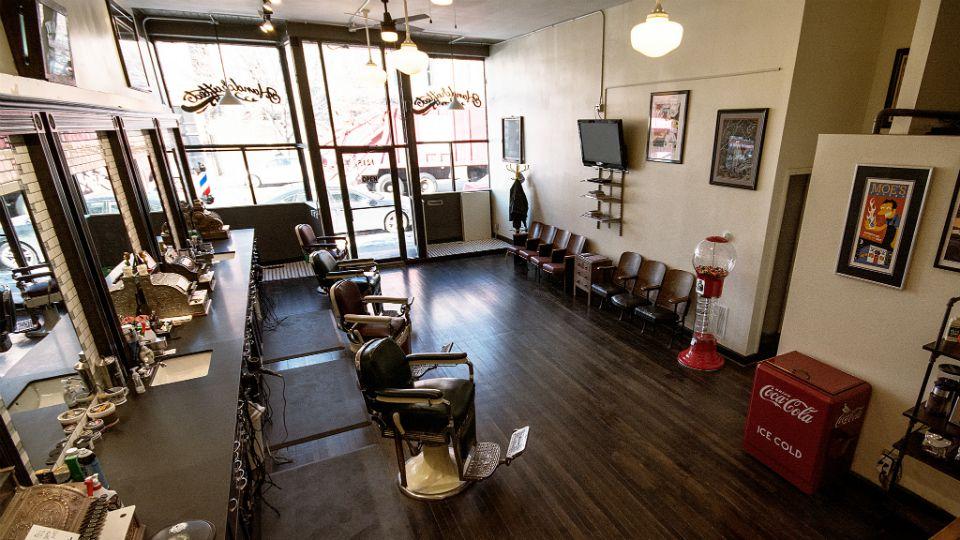 Barbershop (ilustrasi). Copyright: © Timeout