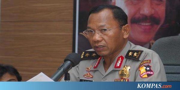 Saud Usman Nasution Jadi Kapolda Sumsel - Kompas.com