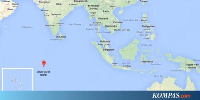 "Malaysia Airlines Terbang ke Pulau ""Terlarang"" Diego ..."