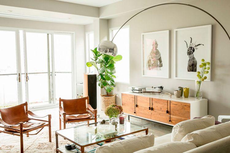 """Cara Kreatif Mendekorasi Ruang Tamu agar Terlihat """"Stylish"""""""