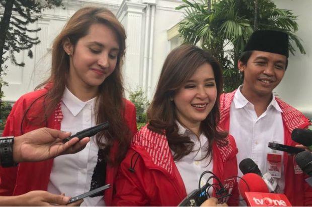 PDIP Nilai Pertemuan Jokowi dan PSI di Istana Hal Biasa