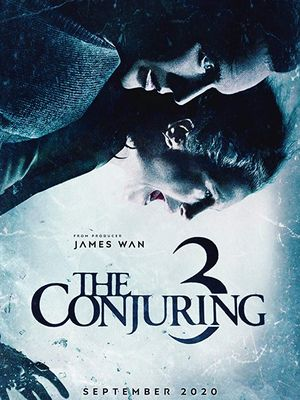 Poster film The Conjuring 3.
