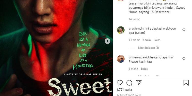 Sweet home has 140 chapters, while … Sinopsis Sweet Home Perjuangan Manusia Melawan Monster 18 Desember Di Netflix Halaman All Kompas Com