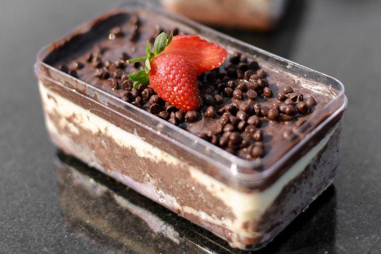Resep Dessert Box Chocolate Black Forest, Bisa untuk Jualan Online Halaman all - Kompas.com