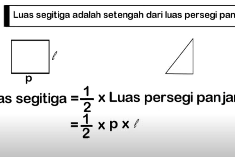 Segi banyak terdiri atas segi banyak yang beraturan dan segi banyak yang tak beraturan. Luas Segitiga Jawaban Soal Tvri 25 September Sd Kelas 4 6