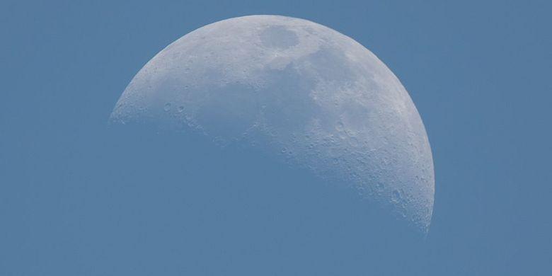Hasil gambar untuk fase bulan perbani awal