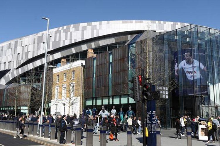 6 stadion liga inggris di london punya