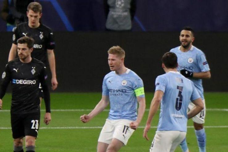 Man City Vs Monchengladbach - Menang 2-0, The Citizens Lolos ke Perempat  Final Halaman all - Kompas.com