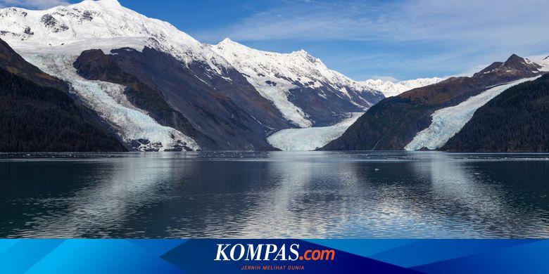 Pencairan es di Alaska, para ilmuwan memperingatka